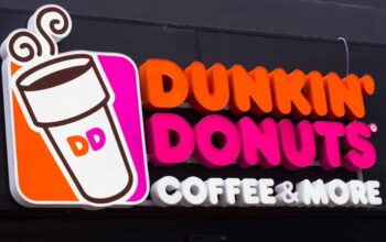 Interesting facts about Dunkin'