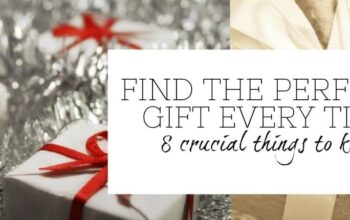 Find the Perfect Gift Every Time